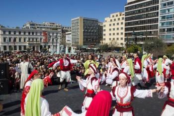Невиждано хоро насред Атина, българи ще си искат прошка и ще прощават