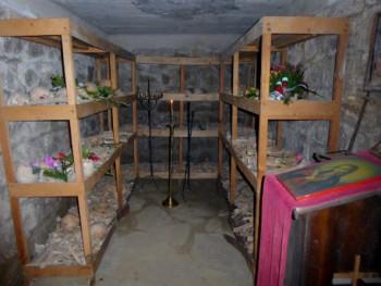 """""""Второ Баташко клане"""" в църква в бургаско село"""